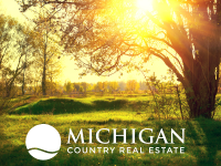 country real estate in MI