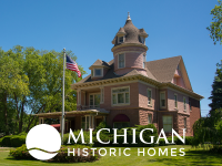 historic real estate in MI